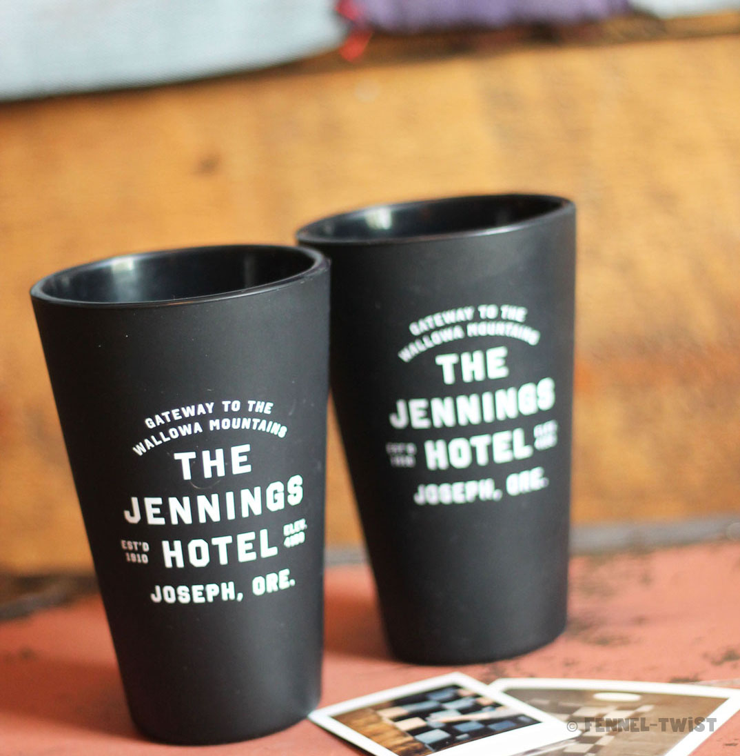 Jennings Hotel, Joseph, OR